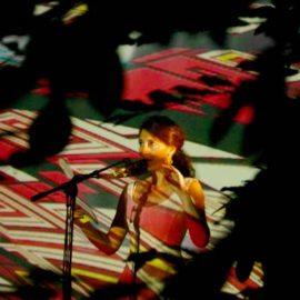 Littérature en jardin : «Je chante le Corps Electrique»
