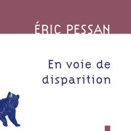 Rencontre lecture avec Eric Pessan du 11/03/2016
