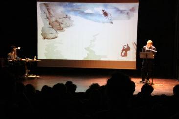 """RITOURNELLES #17 - Lectures dessinées """"Cinéma-littérature"""" Photo : Permanences de la littérature"""