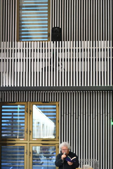 RITOURNELLES #17 - Archives et création Photo : Frédéric Desmesure
