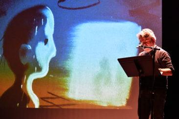 """RITOURNELLES #17 - Lectures dessinées """"Cinéma-littérature"""" Photo : Frédéric Desmesure"""