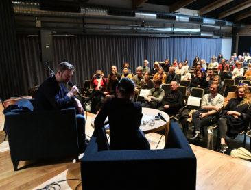 RITOURNELLES #17 - Rencontre-lecture avec Bertrand Belin Photo : Frédéric Desmesure
