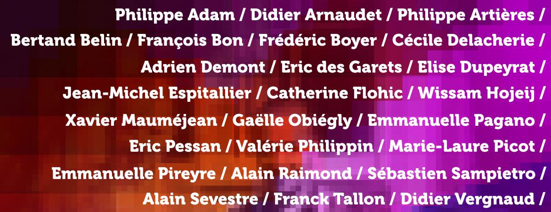 Ritournelles N°17 - auteurs invités