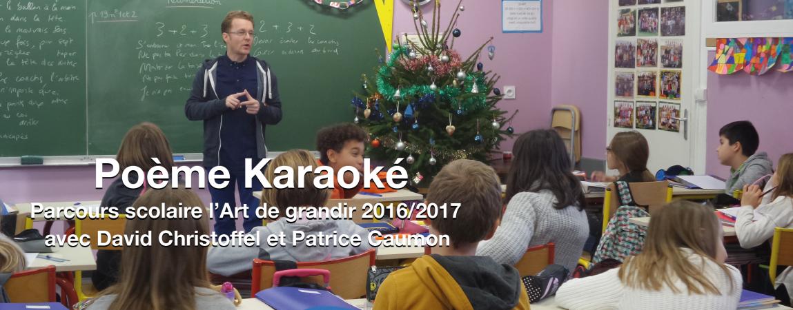 EAC Poème Karaoké