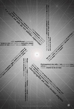 Littérature urbaine poème de jour Frédéric Forte