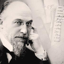 David Christoffel, rencontre avec l'oeuvre de Satie