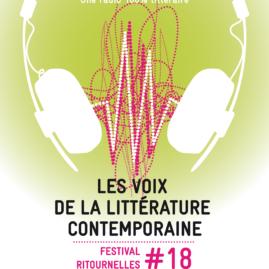 Ritournelles #18 festival et webradio littéraire