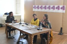 Être soi-même.  Rencontre et lectures avec Amandine Dhée et Stéphanie Chaillou. Animée par Thomas Baumgartner.