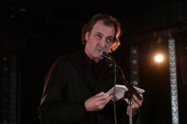 Pour Paul.  Lectures pour Paul Otchakovsky-Laurens avec Frédéric Boyer, Fred Léal et Bertrand Belin.