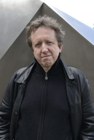 Ian Monk, poète