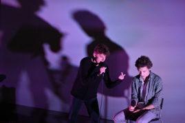 Les 20 ans de Ritournelles, lecture performance de la licence musicologie de l'Université Bordeaux Montaigne