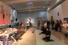 Les 20 ans de Ritournelles, après-midi de lectures et performances au Frac Nouvelle-Aquitaine MECA