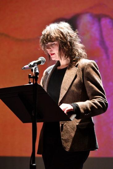 La littérature contemporaine se dessine avec Gaëlle Obiégly