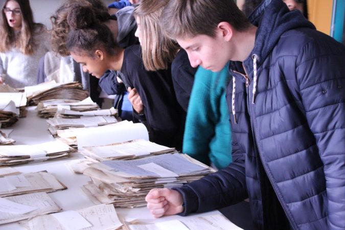 Archives Départementales de Gironde ©Rosanne Coutaud
