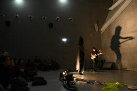 Violaine Lochu aux 20 ans de Ritournelles, après-midi de lectures et performances au Frac Nouvelle-Aquitaine MECA